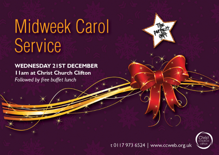 Midweek Carols